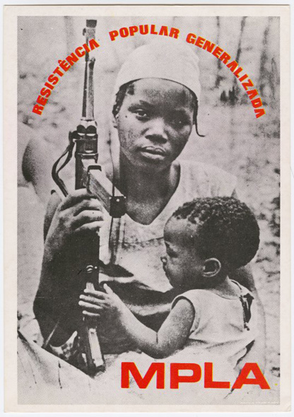 MPLA fighter