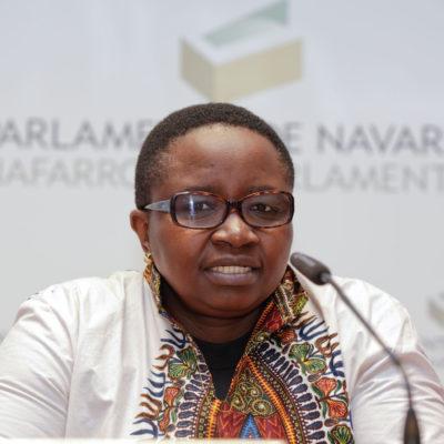 """""""Las mujeres del Congo no quieren ser sólo víctimas, sino actores del cambio"""""""