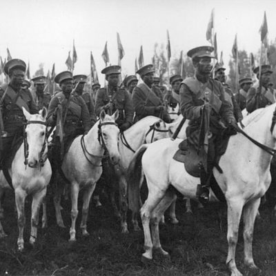 Etiopía, víctima de guerra y del fascismo