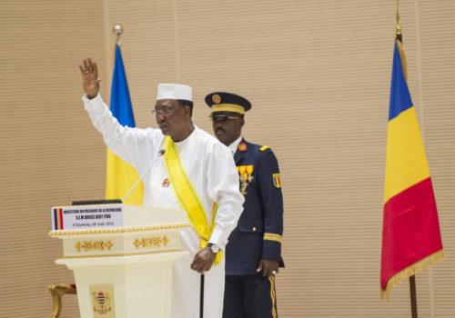 Golpe de Estado en Chad